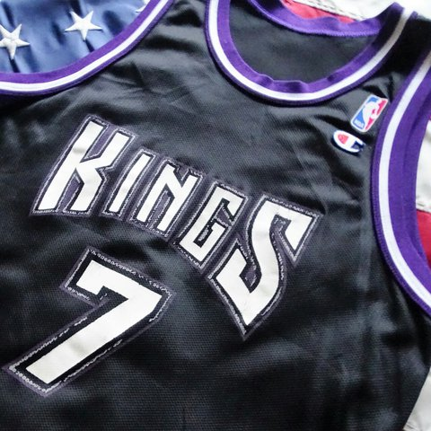 707845483d9 @minedmatter. 2 months ago. Renton, King County, United States. Vintage  Bobby Hurley Sacramento Kings Jersey jersey by champion.