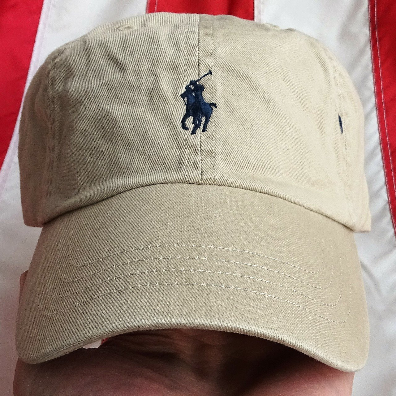 d3730cfd6cc New with tags. Polo Ralph Lauren hat. Strap in back. One - Depop