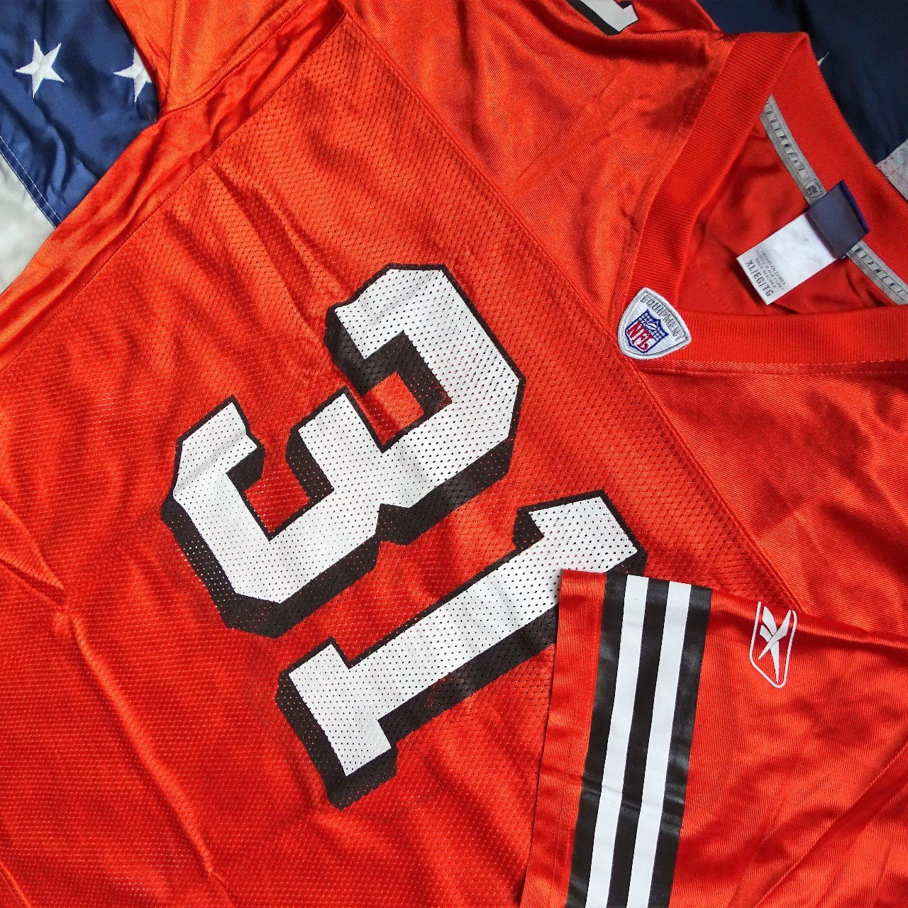 eee7a6045 Vintage William Green Cleveland Browns jersey by XL. No The - Depop