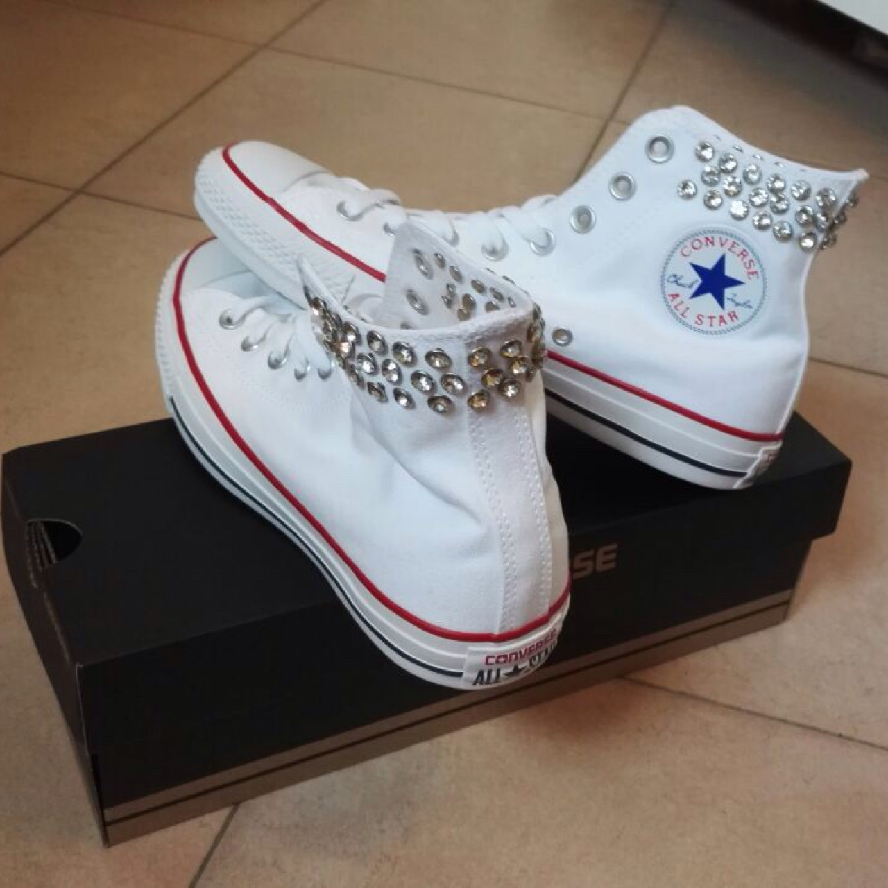 converse all star donna strass