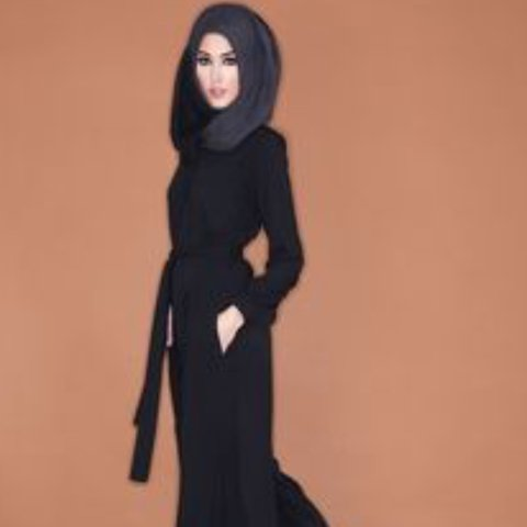 bfa234008c @lovelythingsforyou. 2 years ago. Birmingham, United Kingdom. Reduced!  Bargain! Aab open abaya cover up. Black. Size xxs ...