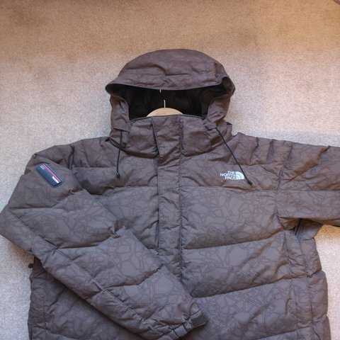 The North Face Prodigy 600 Goose Down Jacket Recco Rescue - Depop fa9b46336