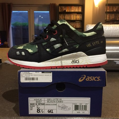 4bf4971023f82 ASIC x Bait Gel Lyte 3 | Size uk7.5 | DS, new in box, only | - Depop