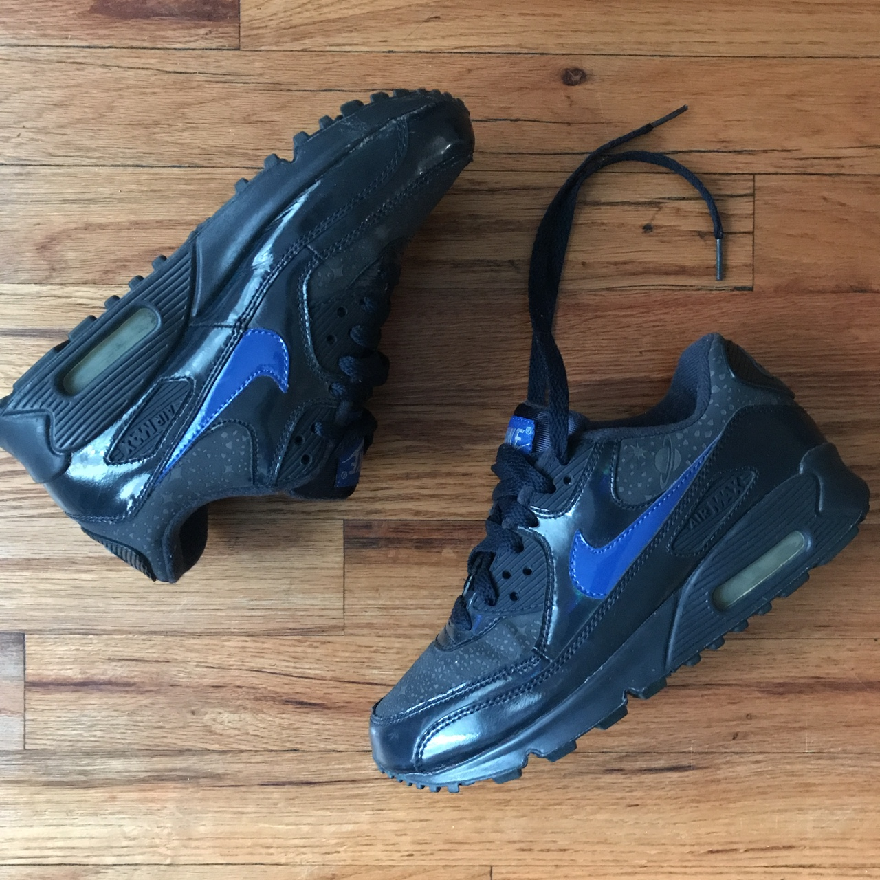Nike Air Max 90 , Size 5 Youth 7 Women's , Galaxy...