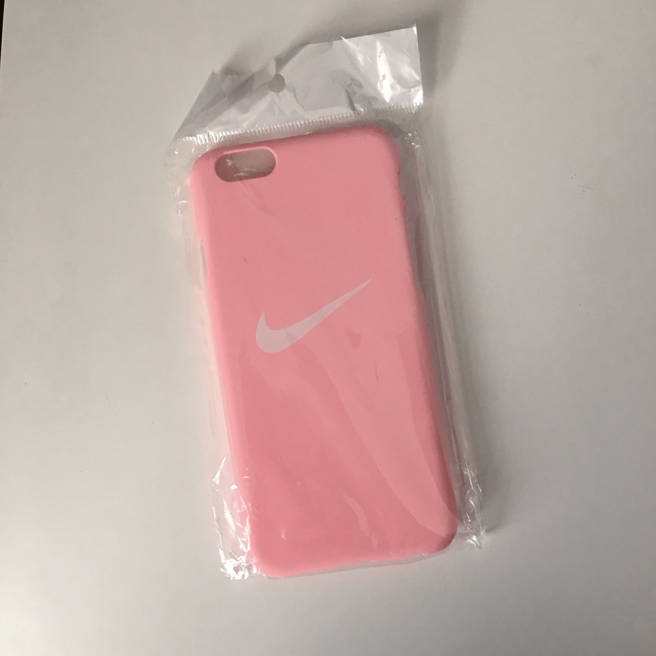 the latest 2989b 6891a baby pink Nike phonecase soft matte finish - brand... - Depop