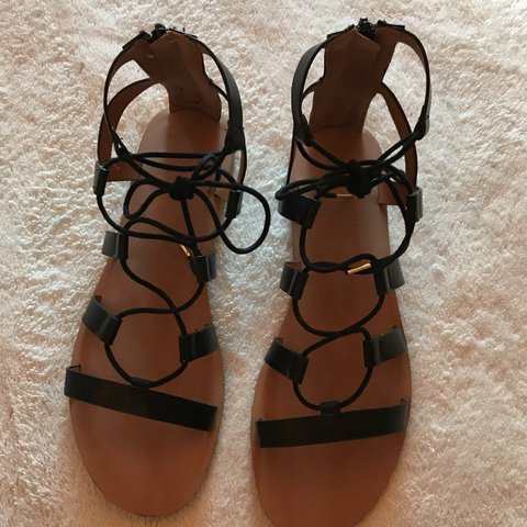 4a525e8ae5e Gladiator sandals from H M. Don t fit me so I have to sell