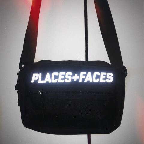 Places + faces pouch bag    Brand new never worn    for - Depop 121fe9c54fa26