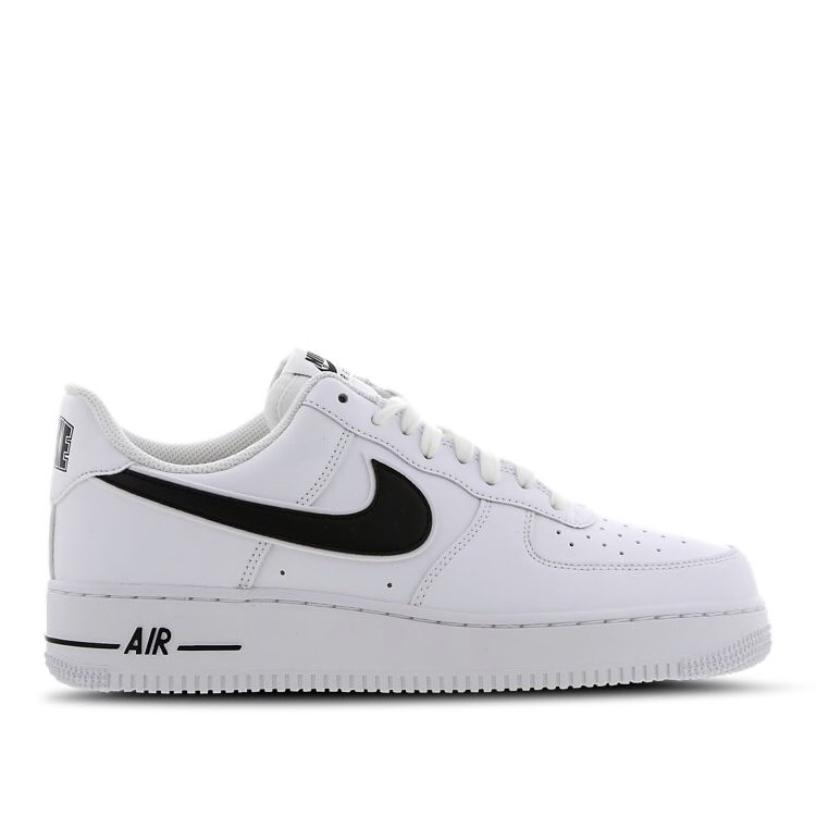 Men's Air Force 1 Black Tick - bought for £75 will... - Depop
