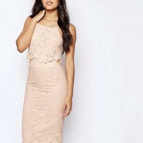 64777c619473 @katie_jx. 11 months ago. Birmingham, United Kingdom. ASOS Blush Pink Dress  ...