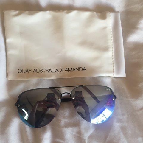 f90b616aeb  anna hardy. 2 years ago. United Kingdom. Amanda Steele MUSE quay sunglasses .