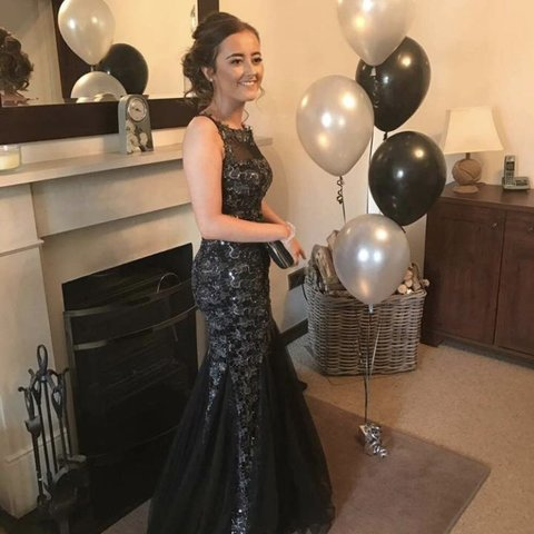 5cb3cb41acb PROM DRESS RRP £610 Worn once In perfect condition Bought 6 - Depop