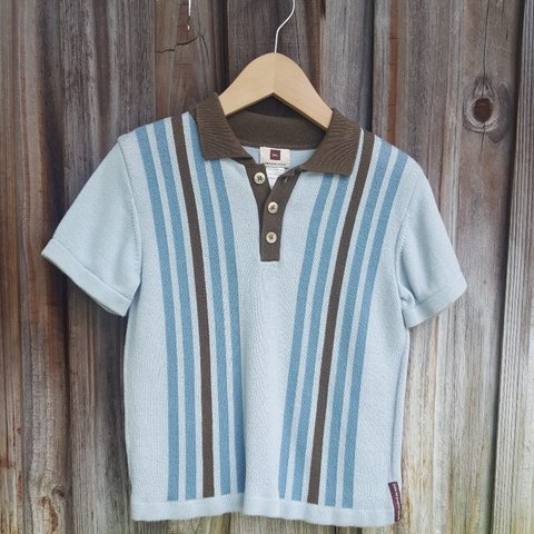 06639f21e3a8 Tea Collection Short Sleeve Kids Polo Top Dress your little - Depop
