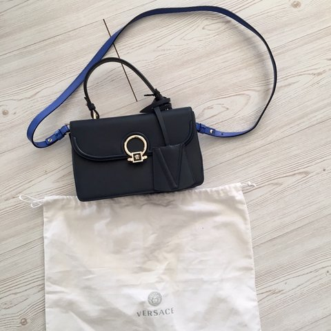 0f95ff121b @chdeguer. 6 days ago. Italy. Amazing Versace DV one bag. Brand new with tag  ...