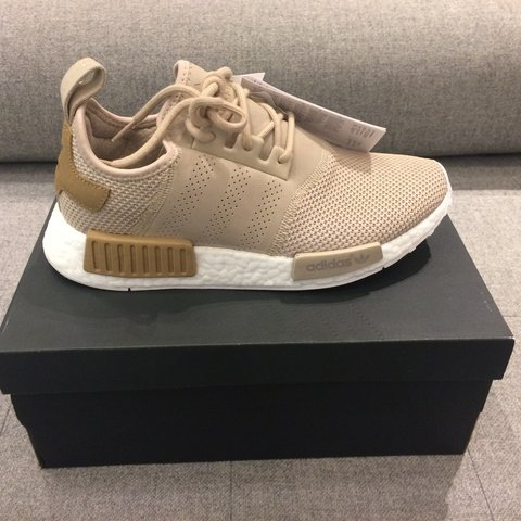 online store 41a36 a79eb  dangaffney. 3 years ago. Manchester, UK. Adidas NMD R1 x OFFSPRING 20th  Anniversary - Desert Sand.