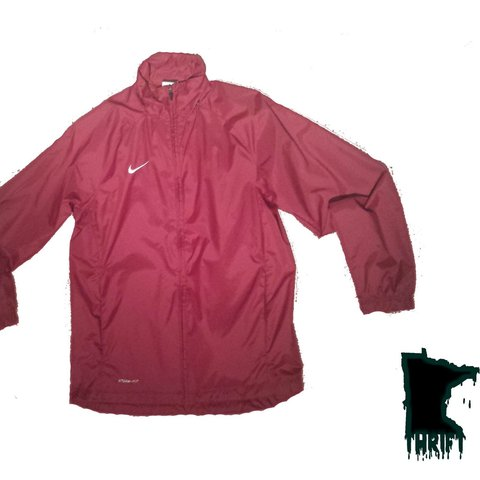 Red Nike Windbreaker  25 Adult S Brand Spankin New Condition - Depop caf6d52e2