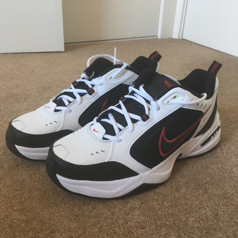 06cd247d70e6 @ethan97. last year. Coventry, United Kingdom. Nike Air Monarchs (limited  edition) These are brand new and have never been worn