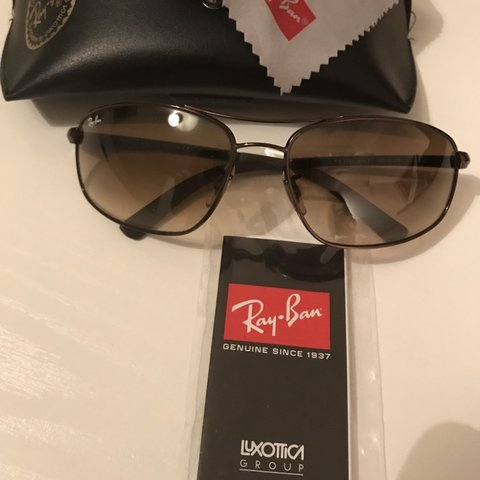 6b8f4e7ac817f Ray Ban sunglasses open to offers - Depop