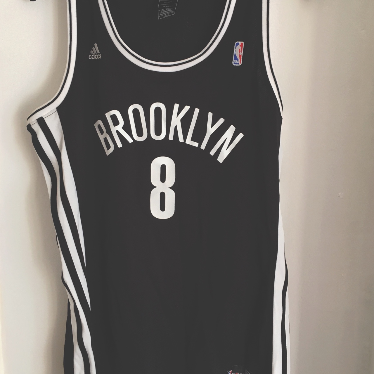 NBA Jersey Brooklyn Nets #8 Deron Williams Jersey
