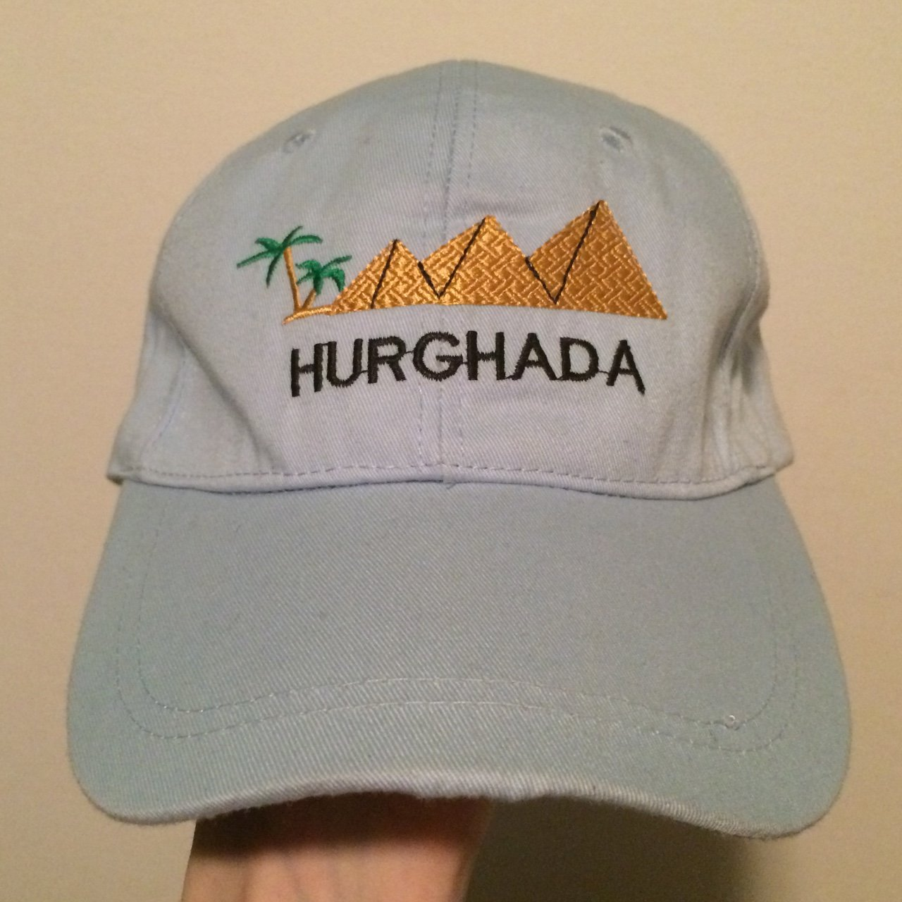 231063c64b5 Hurghada Egypt dad hat. Do you fuck with the pyramids  Well - Depop