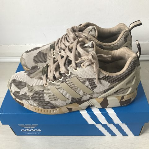 e7cb1c4ae4445 @ashmorgz. last year. London, United Kingdom. Adidas zx flux size 7 army  camo ...