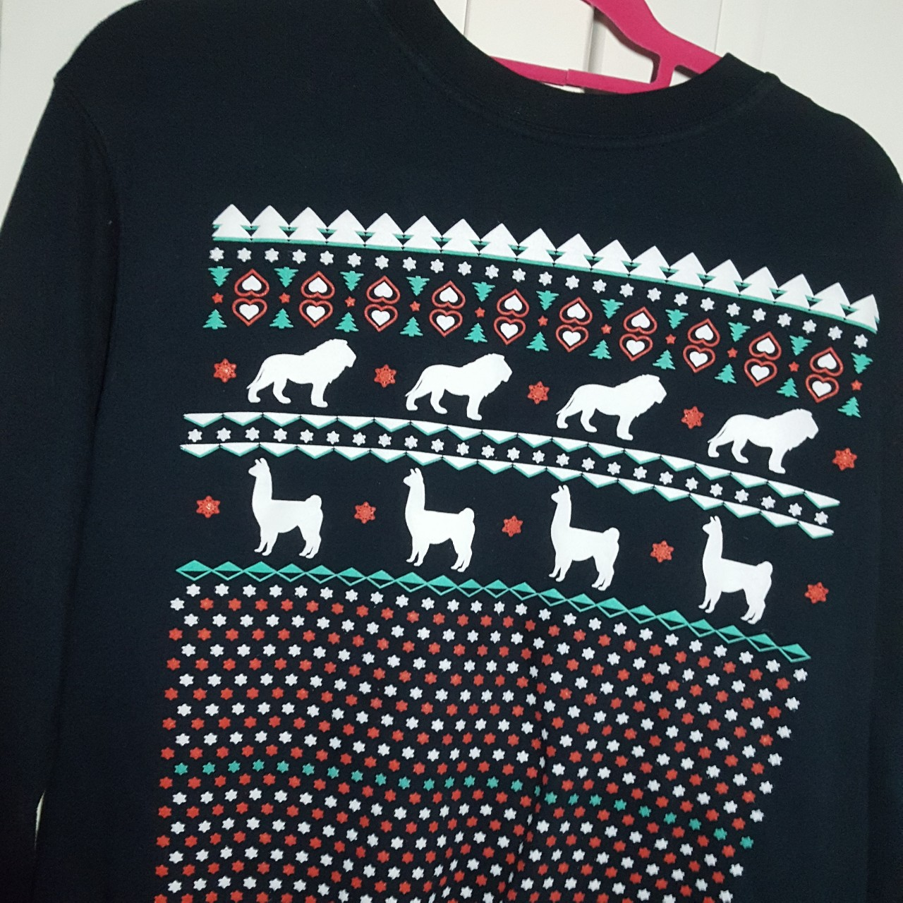 Dan And Phil Christmas Sweater.Dan And Phil Christmas Sweater Bought For 20 Depop
