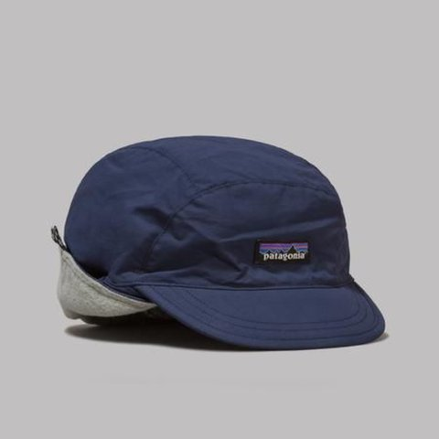 827998d5235 Patagonia shelled synchilla duckbill cap from Oi Polloi. no - Depop
