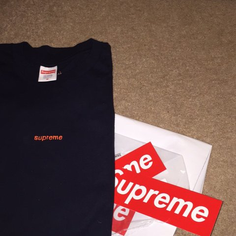 f19fc9d119f3 @sethd. last year. Northallerton, United Kingdom. SUPREME FTW TEE! SS18  collection!
