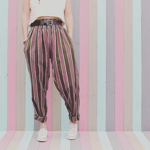 dd112ca1d1d 'Elm' By Lucy & Yak limited numbers with all our striped We - Depop