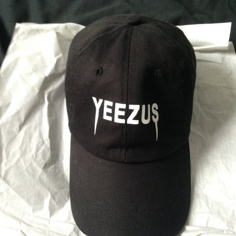 b5056b1e8c209 Yeezy Kanye west Yeezus dad hat great condition worn once. - Depop