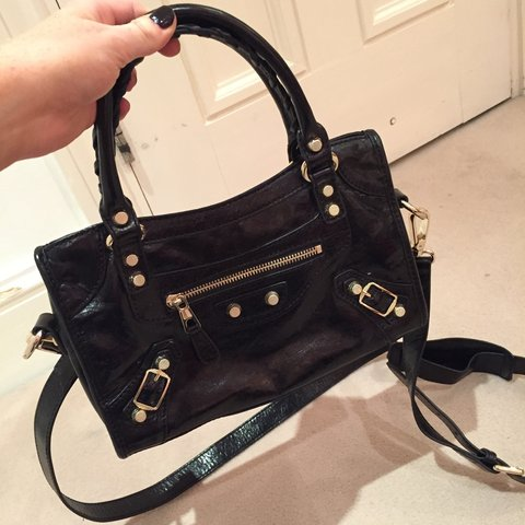 e672779ab0d0 Balenciaga city bag. Never been worn- in perfect condition - Depop