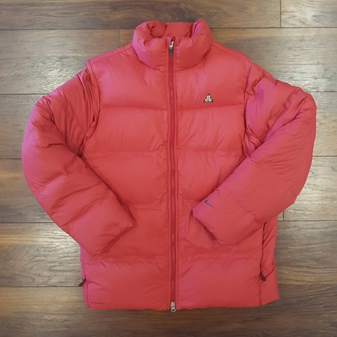 Brand new Nike ACG puffer coat in supreme condition states a - Depop c733a2c6f