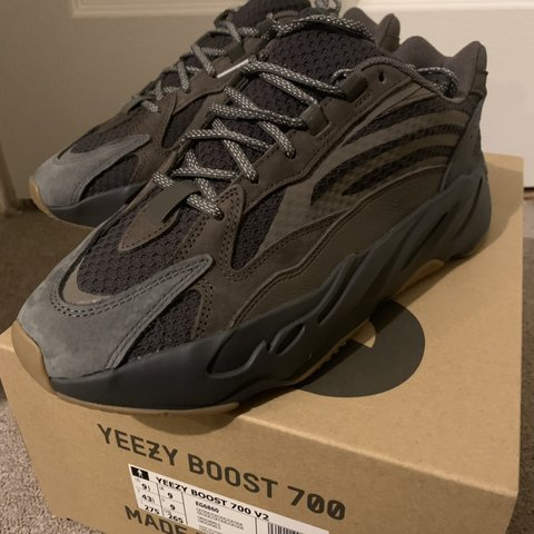 344a75f90643c ⚡️ADIDAS YEEZY BOOST 700 GEODE ⚡️UK9 ⚡️BNIB ⚡️P P INCLUDED ...