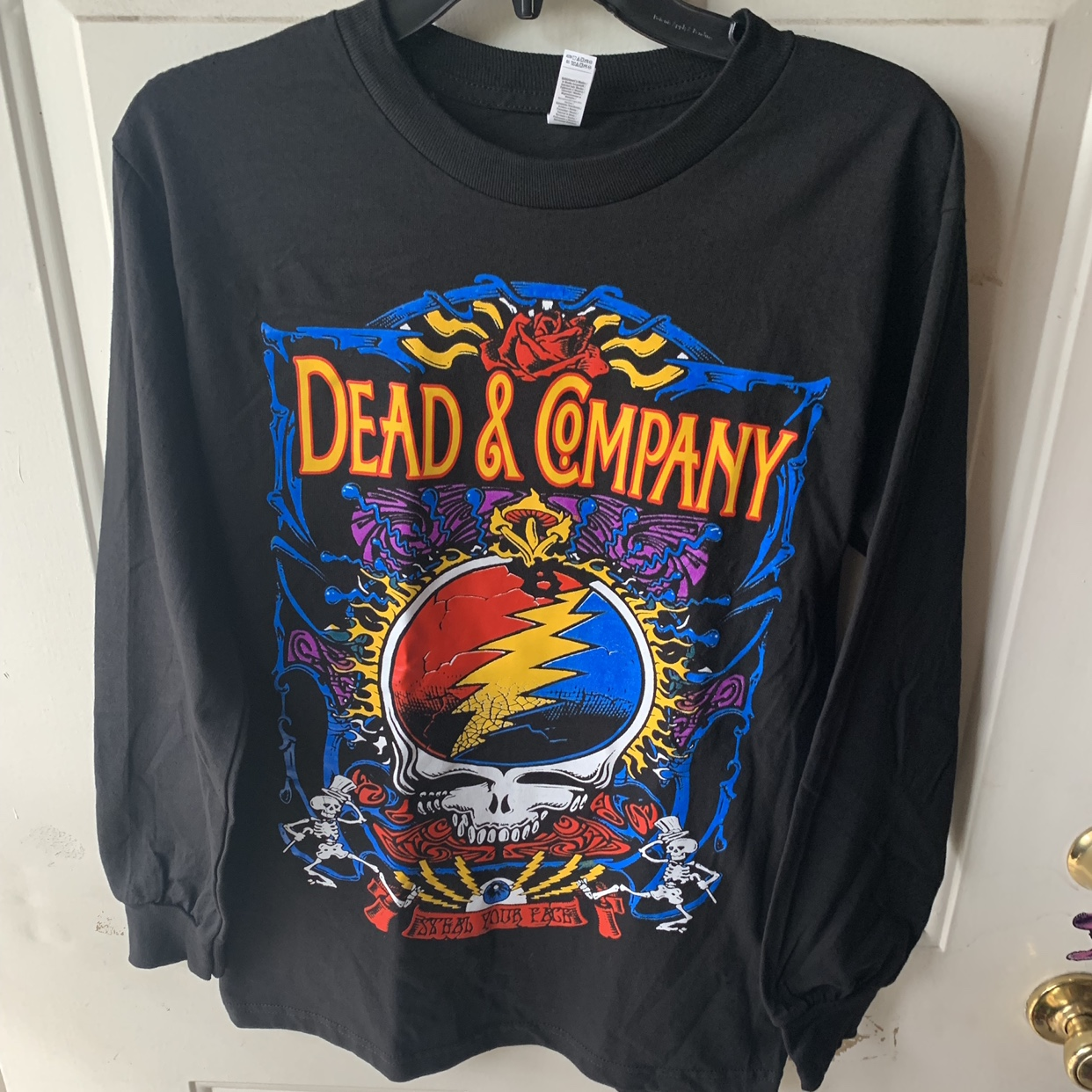 Dead and Company Long sleeve NOT AUTHENTIC    - Depop