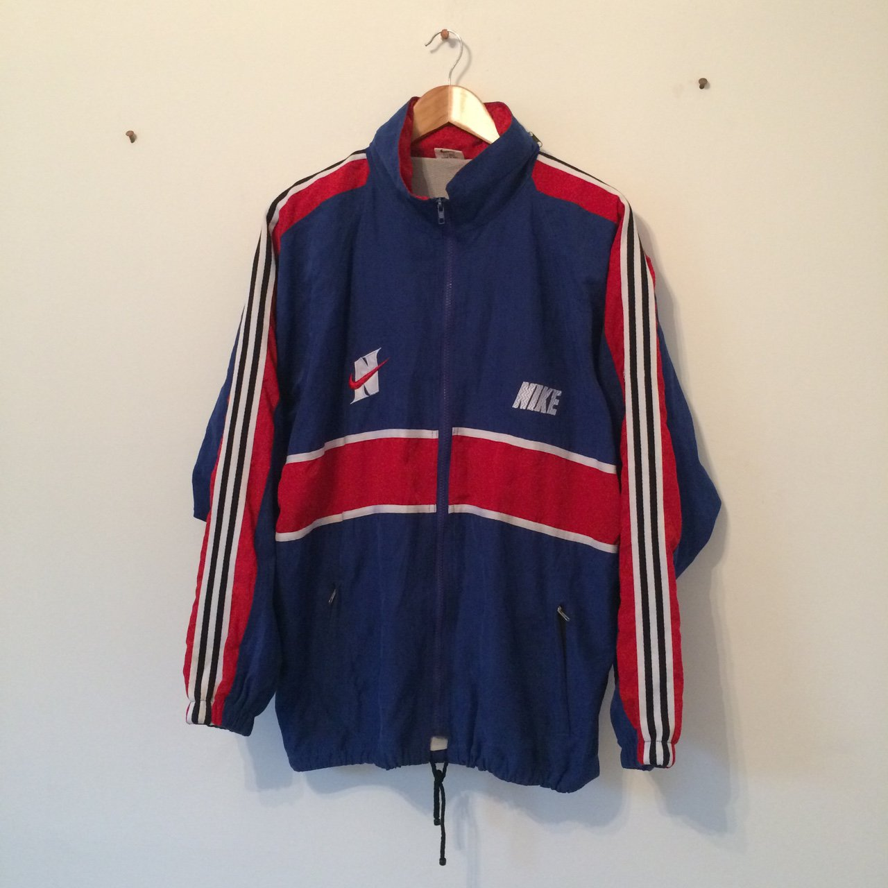 joshuawhiting. 2 years ago. United Kingdom. Vintage Nike air track jacket  ... a8ec71f7f