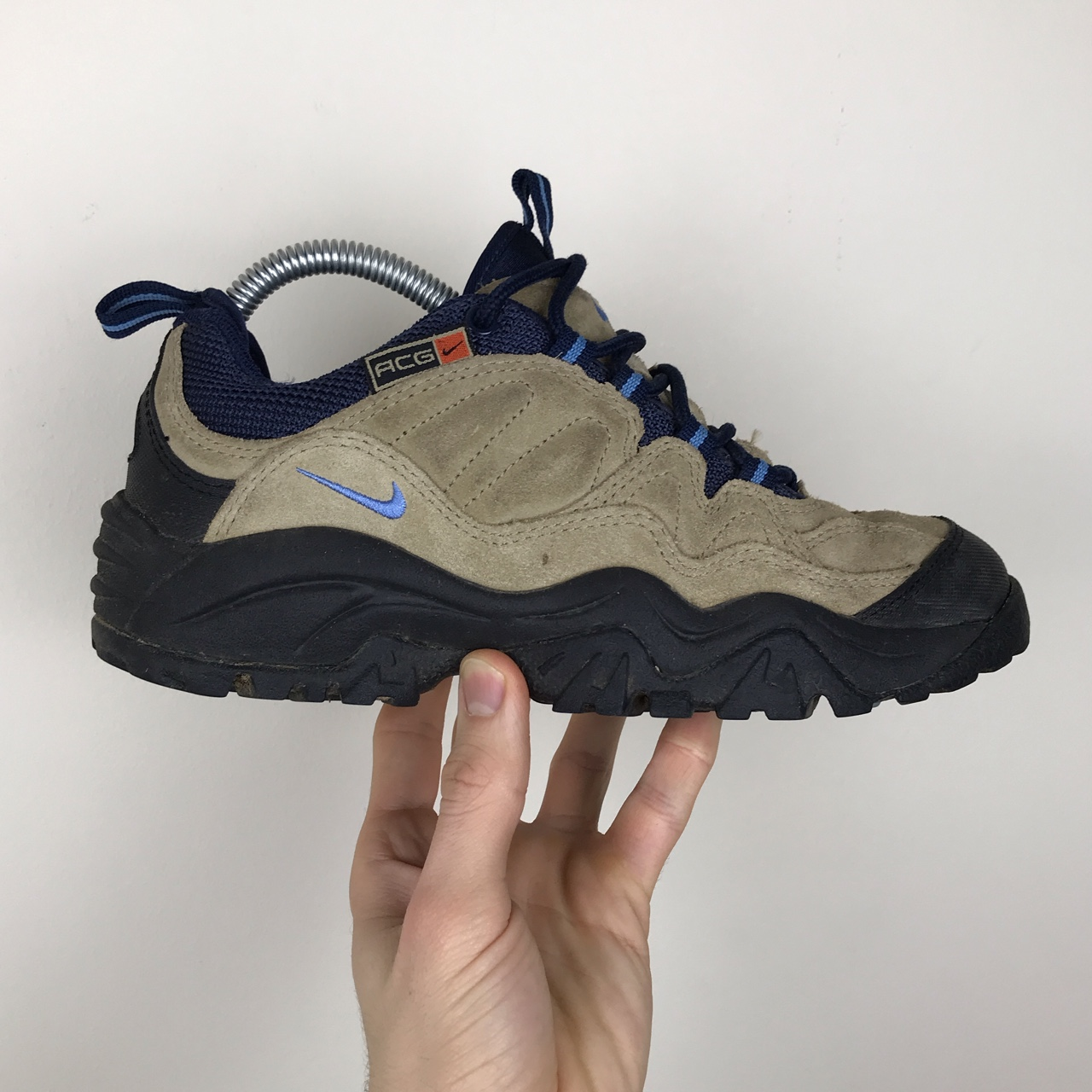 Vintage and dope Nike ACG trainers or