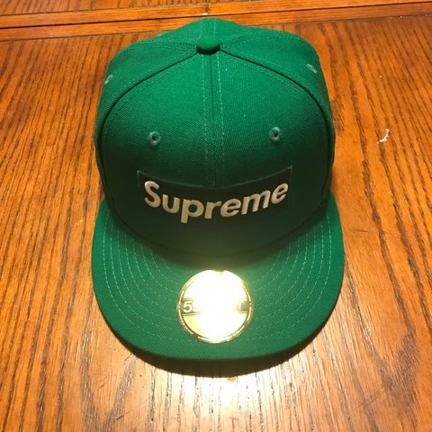 38ea992e ... coupon code for supreme playboy fitted hat in green size 7 1 8 worn  once in