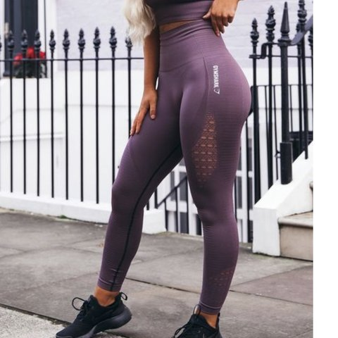 a83b671b88d8f7 @ashtongorman. 9 months ago. Swindon, United Kingdom. Gymshark purple seamless  energy leggings. Never been worn. XS Sold out online ...