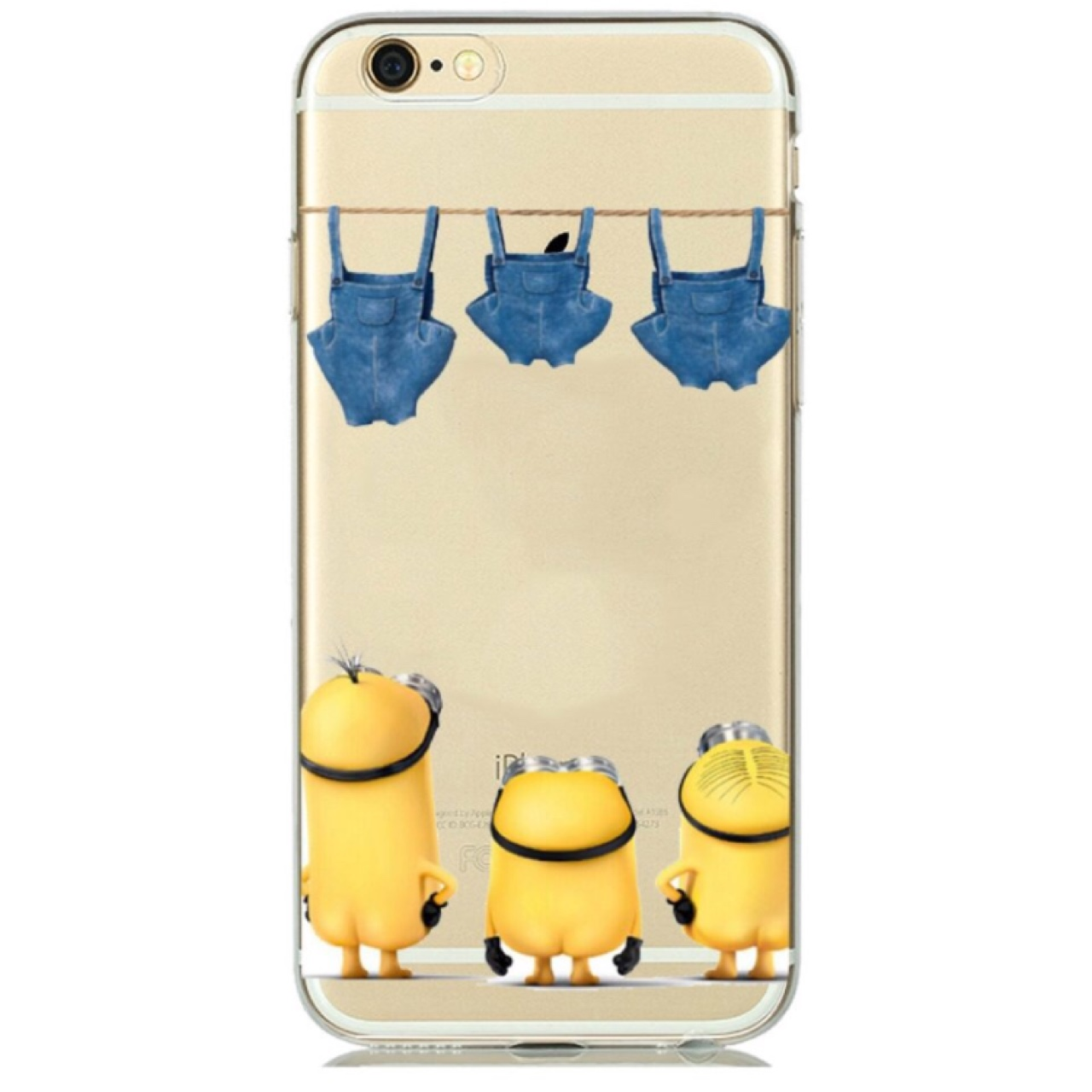 cover iphone minions