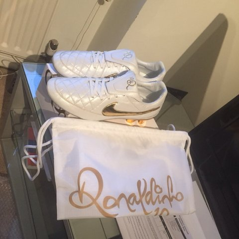 new product 8c90c 3ad9d Nike Ronaldinho Touch Of Gold- 0