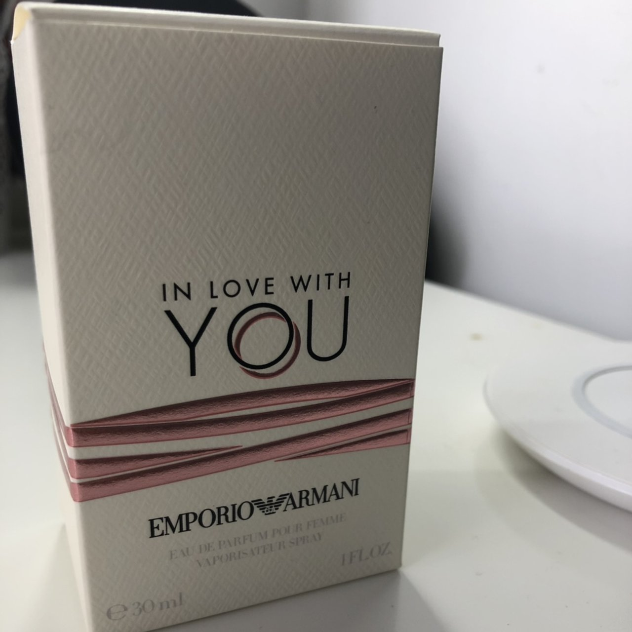 Emporio Armani In Love With You Womens Perfume Never Depop