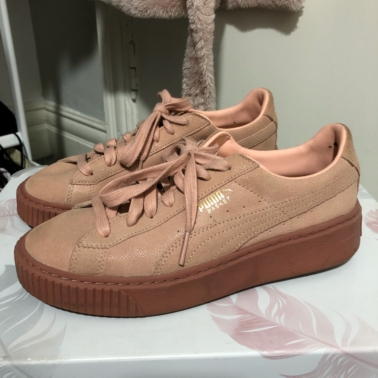limited edition puma trainers