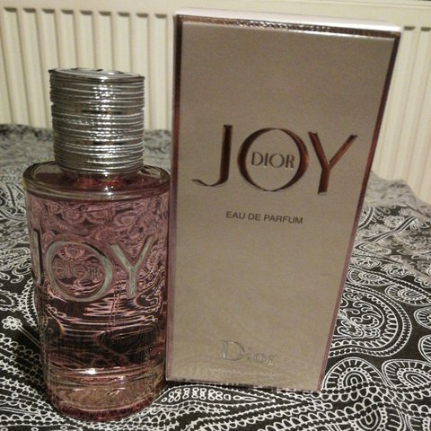 Dior Joy Eau De Parfum 90ml Genuine Out Of Plastic A Depop