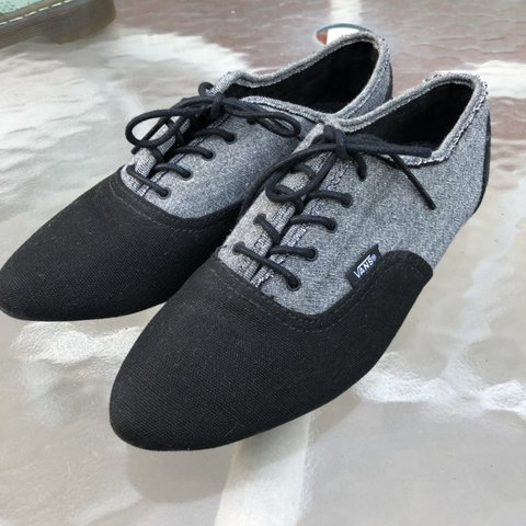 Vans oxford shoes! Only worn once