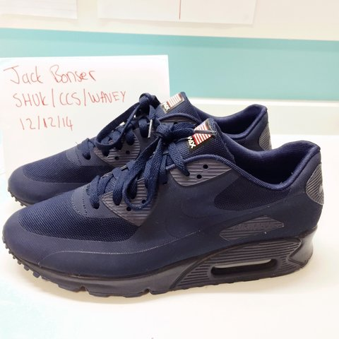 new style 238d8 ae371  jackabonser. 5 years ago. Nottingham, United Kingdom. Nike Air Max 90 USA  ...