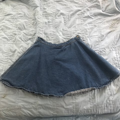 0326c5e2b @siilverteeth. 11 months ago. New Orleans, United States. denim circle skirt