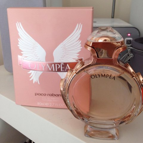 Now Reduced To 40 Olympea Perfume Paco Rabanne 80ml Used Depop