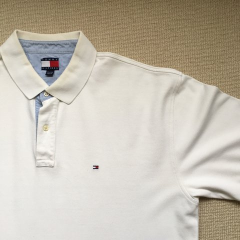 d47f5262 @georgejocelyn99. 2 years ago. United Kingdom. Tommy Hilfiger polo, size is  an XXL but would fit ...