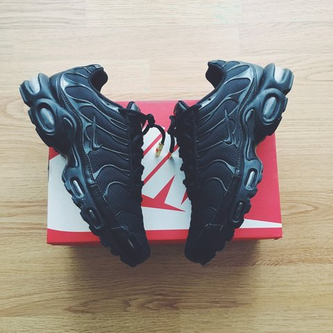 new styles 8b030 29abb Selling Foot Locker exclusive Nike Air Max Plus... - Depop