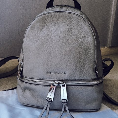 6ccd58e118d4 ... low cost brand new without tags genuine michael kors rhea backpack mk  depop 4f05f 11a9c