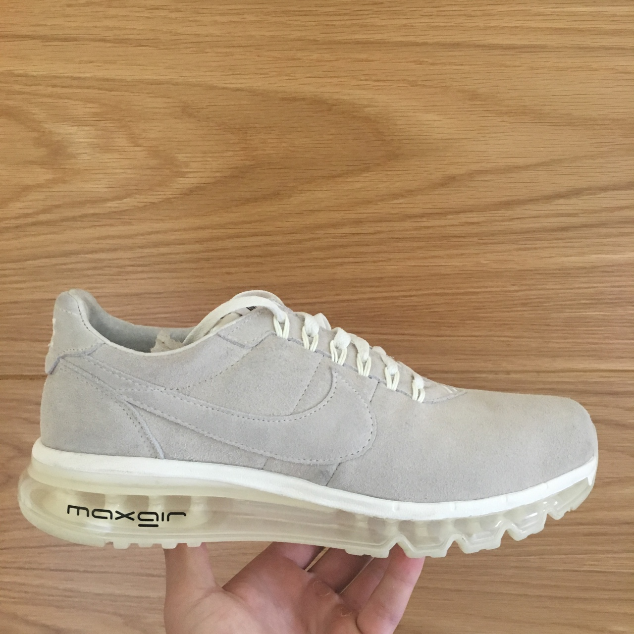 newest collection 7c0d8 a2c35 Nike Air Max LD- Zero beige white cream UK 9. Brand... - Depop